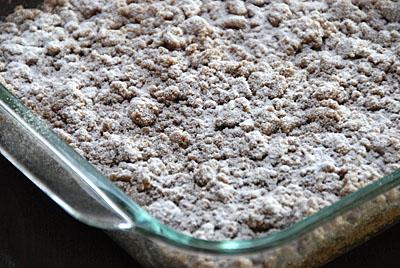 Crumbcake Coffee Cake