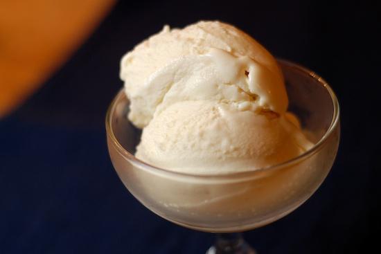Buttermilk Ice Cream Recipe — Dishmaps