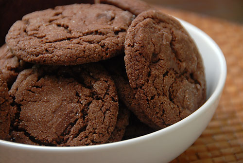 Stylish Cuisine « Chewy Chocolate Cookies