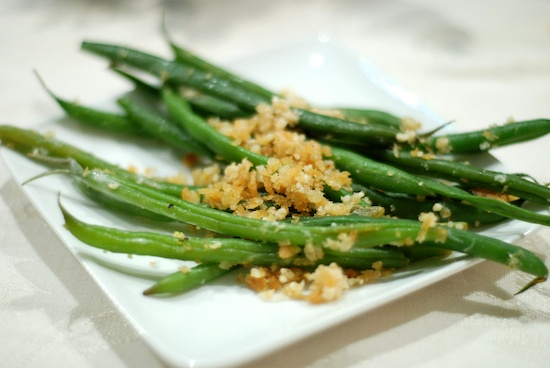 ... green beans with parmesan green beans with meyer lemon green beans