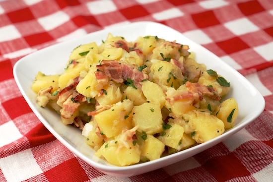 ... german potato salad recipe authentic german potato salad authentic