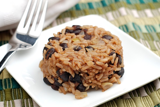Stylish Cuisine « Easy Black Beans and Rice