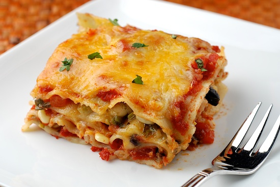 Pastor Ryan's Mexican Lasagna Recipe — Dishmaps